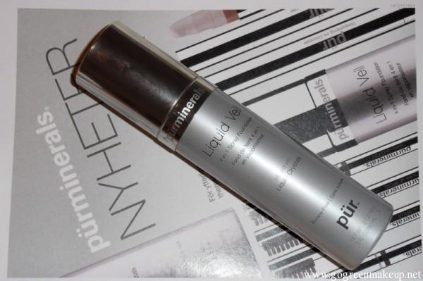 #dbexpo2015 Pürminerals spray foundation