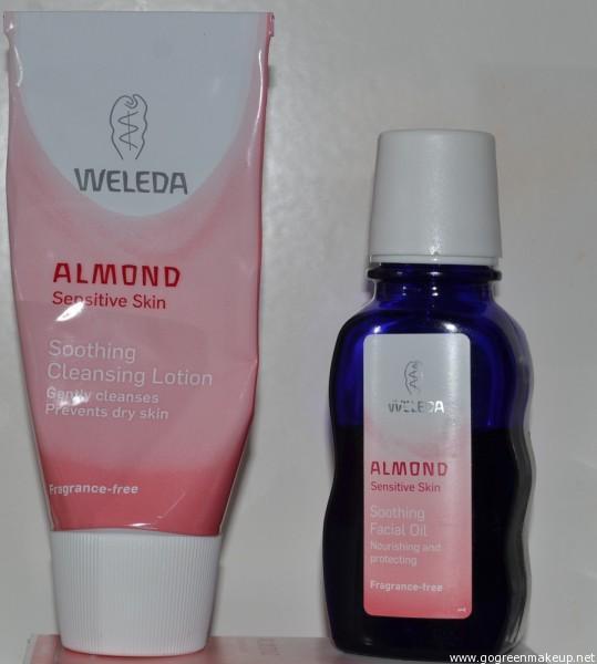weleda hudvård recension