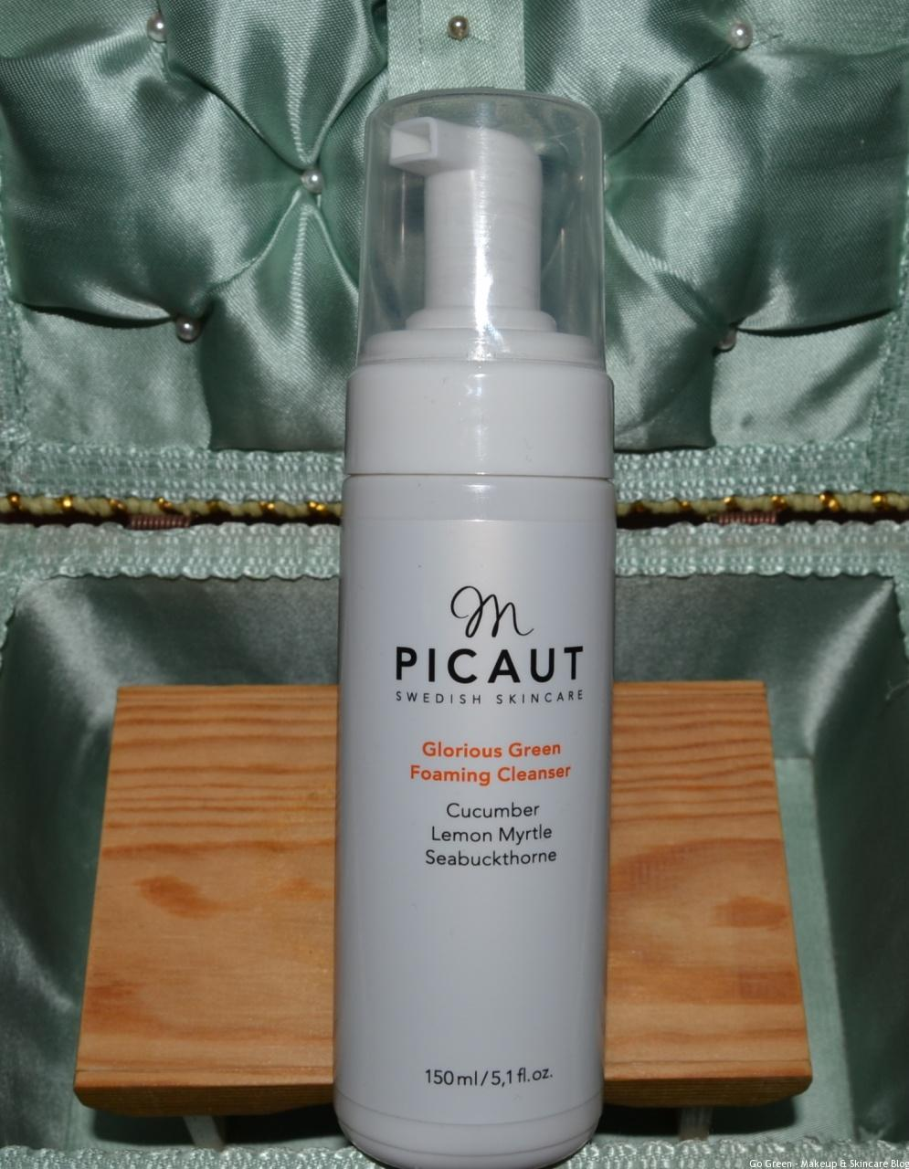 M Picaut cleansing mousse