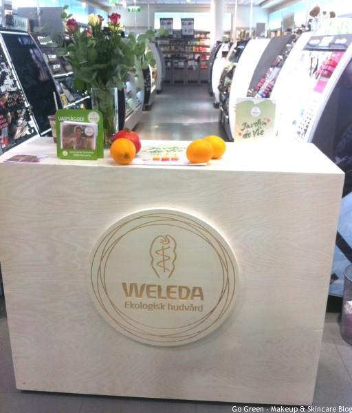 doftlansering Weleda Jardin de Vie 29okt2015