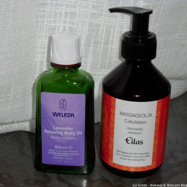 weleda body oil lavendel - Eilas massageolja Cirkulation