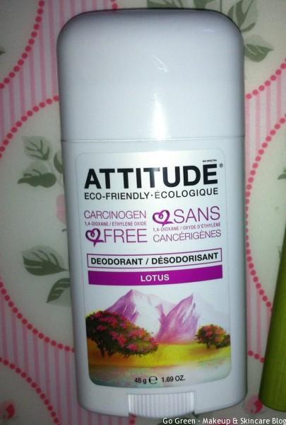 klimatneutral deodorant