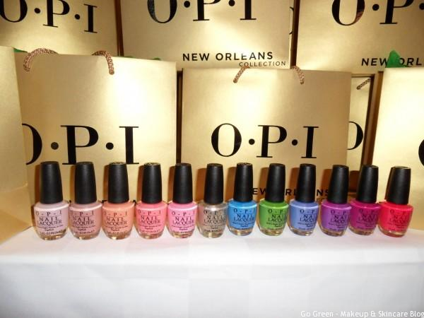 #dbexpo16 OPI Summer Collection New Orleans