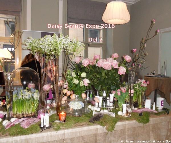 Daisy Beauty Expo 2016 - del 2 mette cosmetique