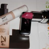 Zuii Organic - foundation och läppstift