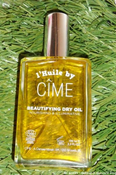 CÎME Beautyfying Dry Oil l'Huile by Cîme