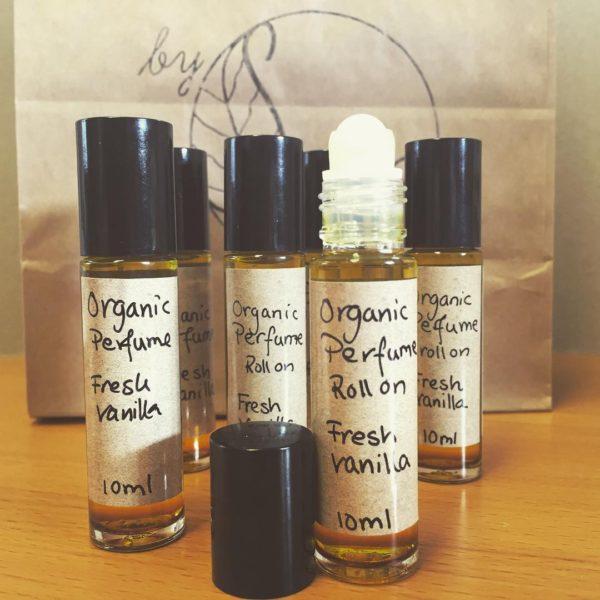Organic by Sara parfymolja
