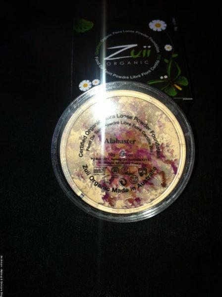 makeup event zuii organic rosepetals