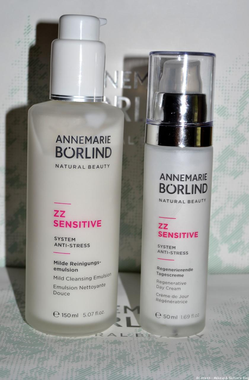 Recension – Annmarie Börlind Sensitive med pre- och probiotika