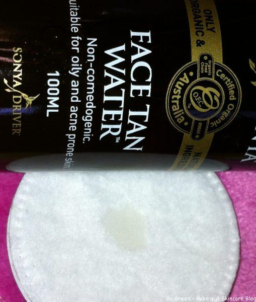 Eco Tan Face Water - Recension