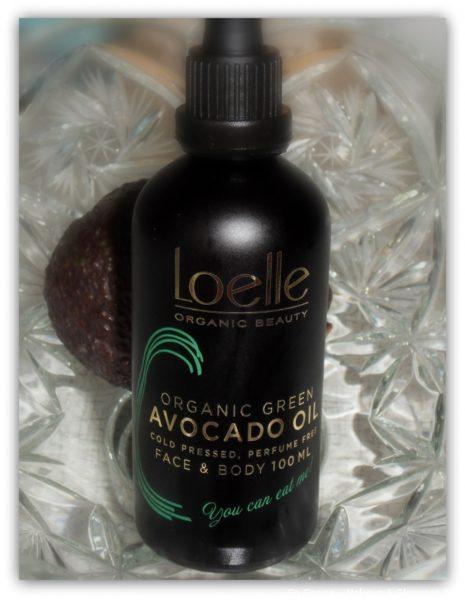 Grön Avokado Olja från Loelle - recension