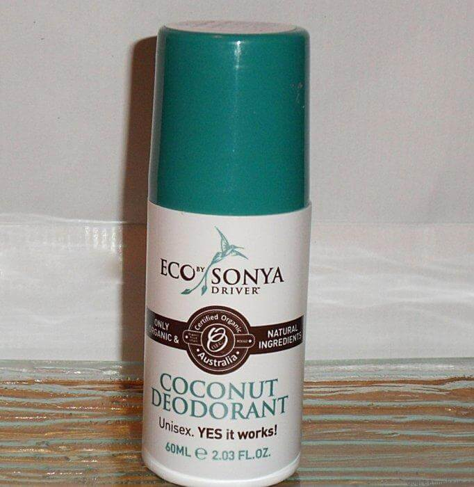 Recension - ekologisk kokos deo