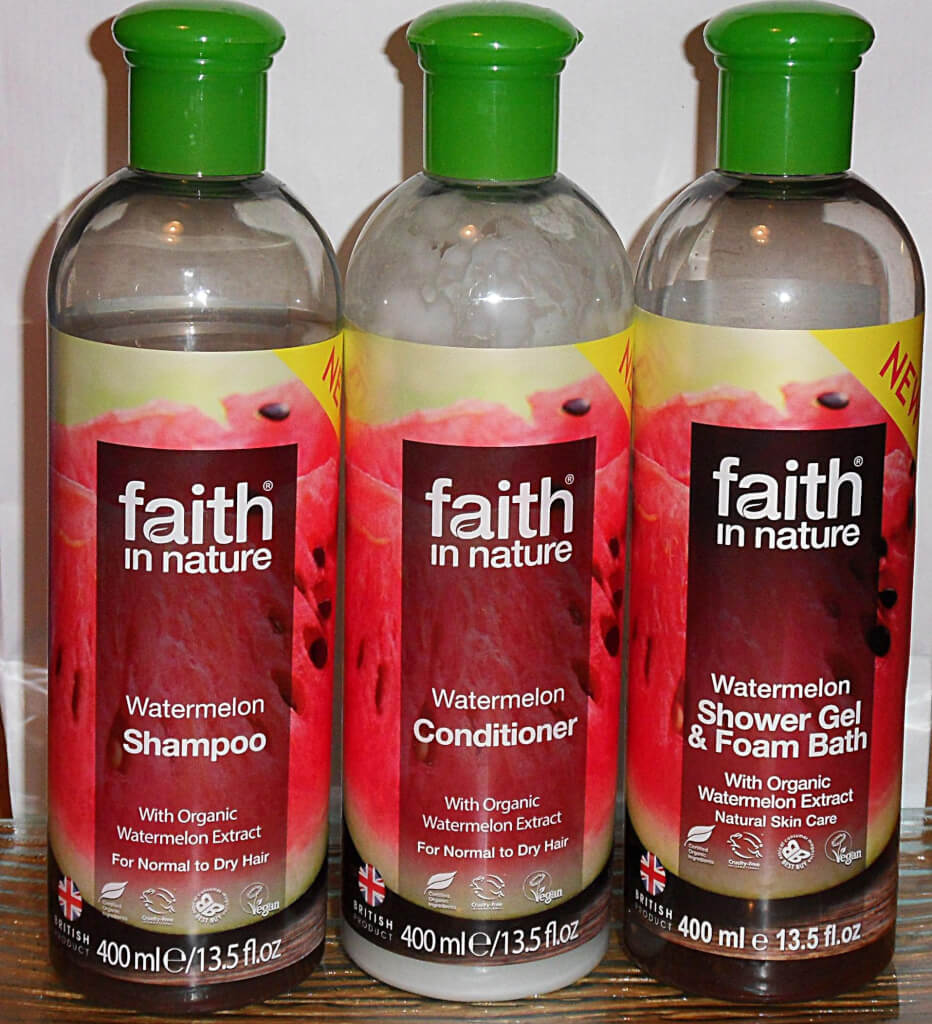 Recension - Faith in Nature Watermelon