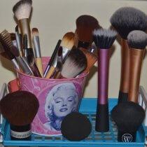 mina makeupborstar