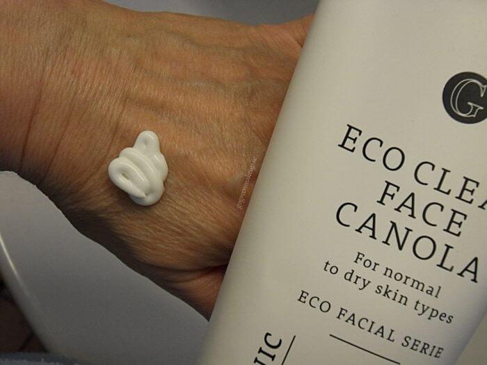 Recension - Clean Face Canola rengöring