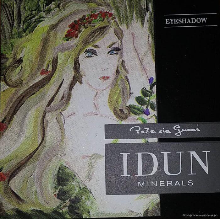 IDUN Minerals Lavendel Palett