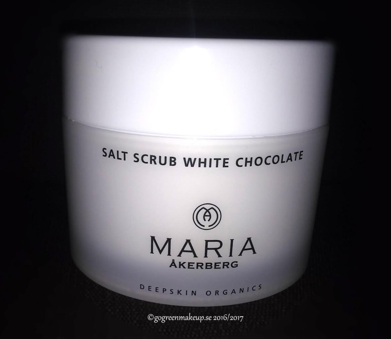 Salt Scrub White Chocolate