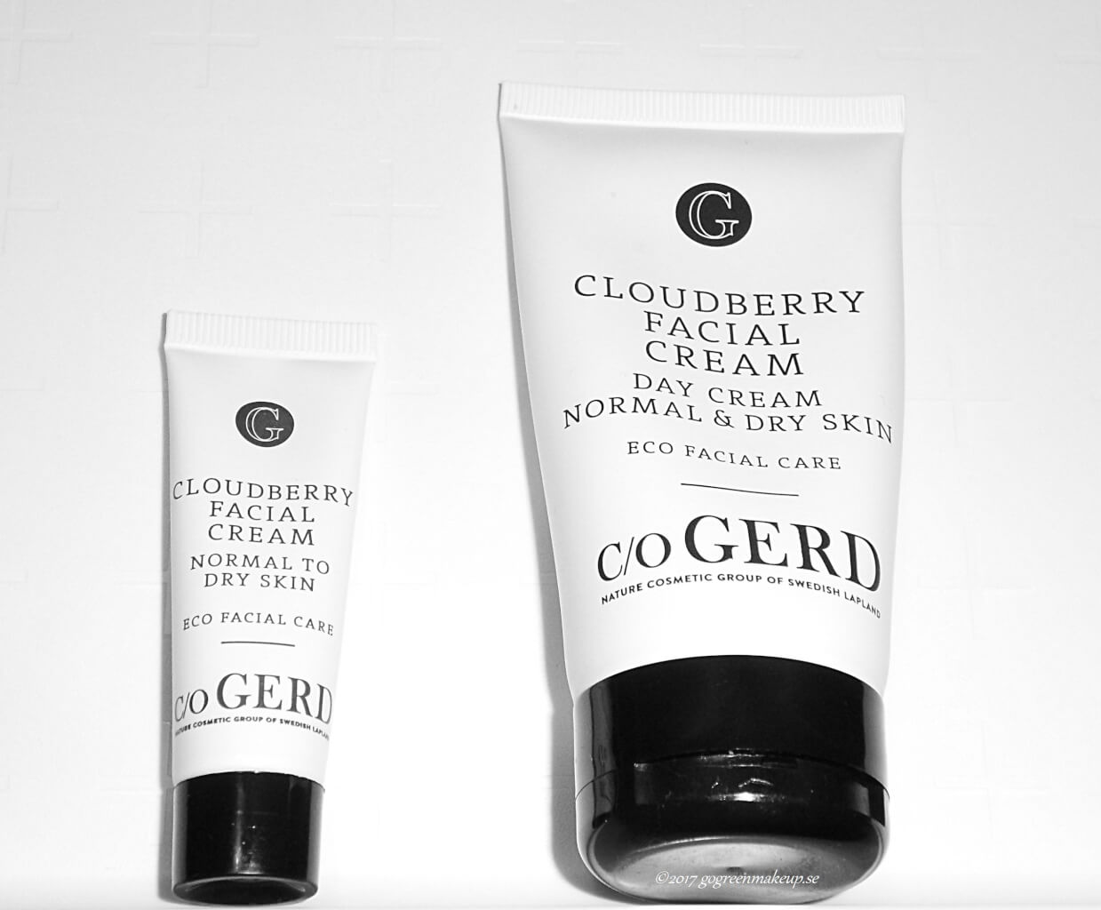 facial cream cloudberry