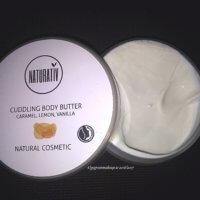 Cuddling Body Butter - recension