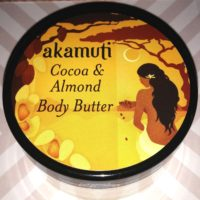 Cocao Almond Body Butter