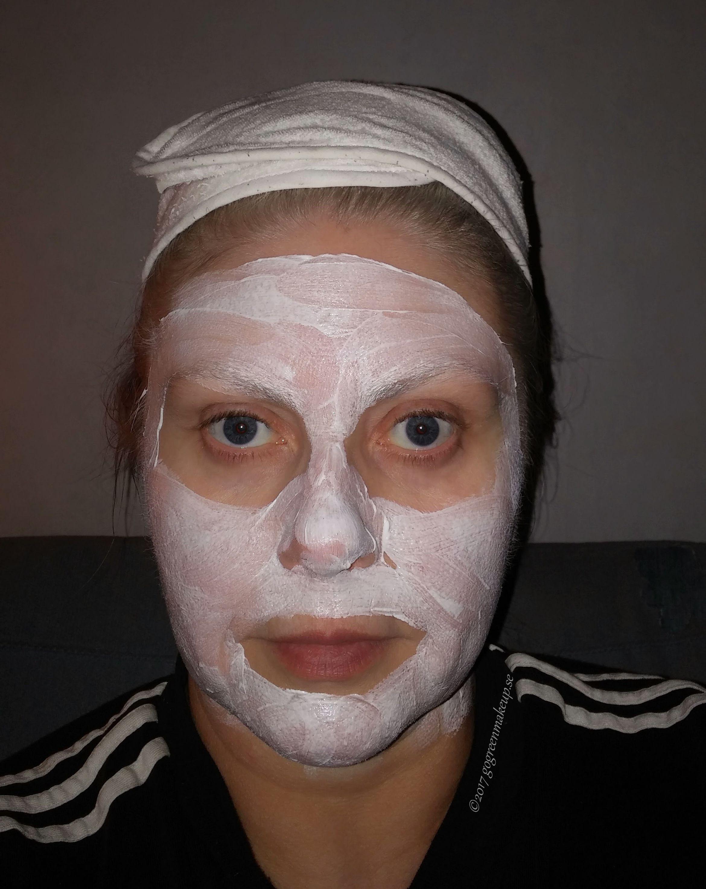 Ansiktsmask från Italienska Natùrys Nùy