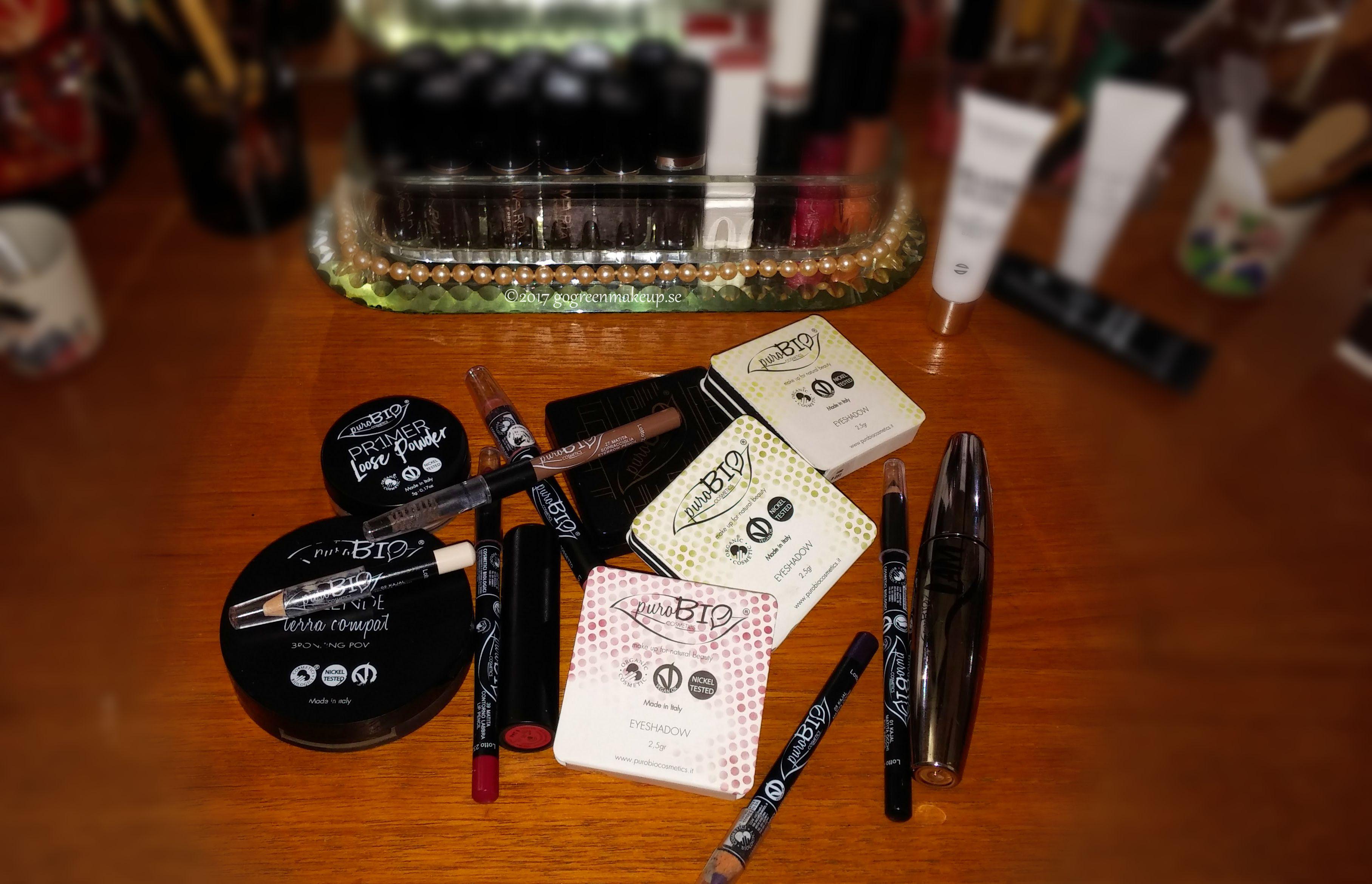 purobio cosmetics makeup