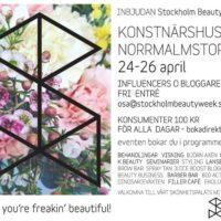 Stockholm Beauty Week 2017