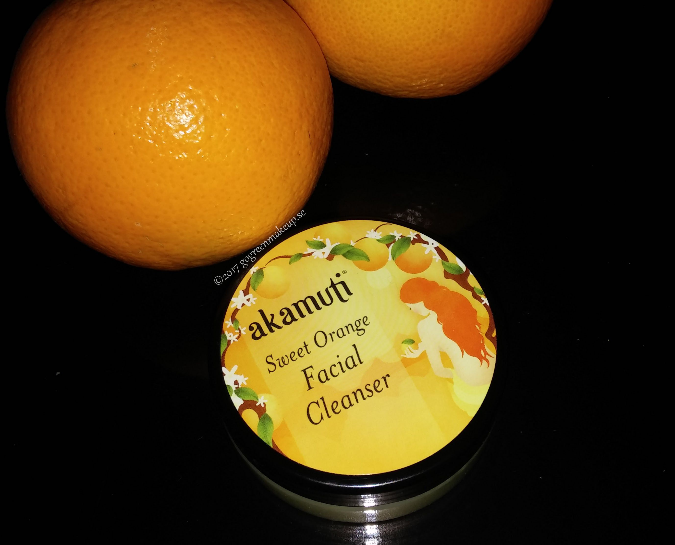 Sweet Orange Facial Cleanser