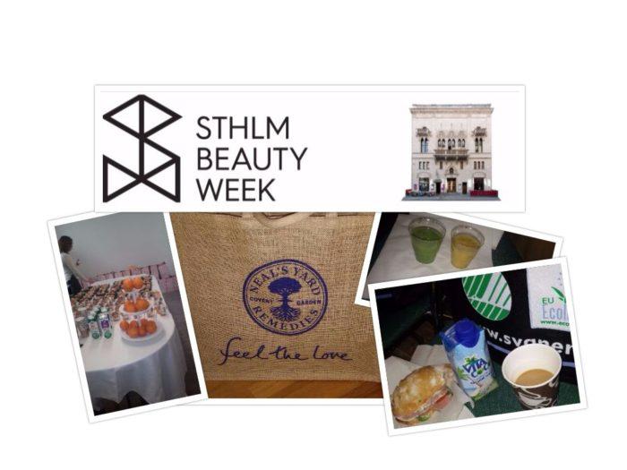 Mina tre dagar på Sthlm Beauty Week 2017