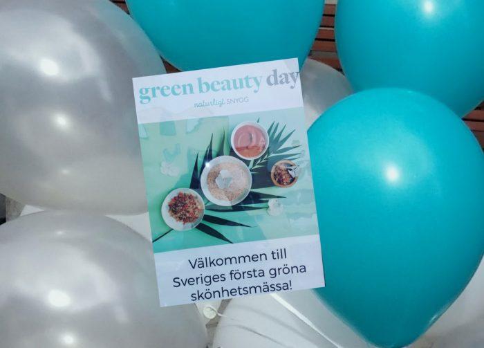 Green Beauty Day 6 maj 2017