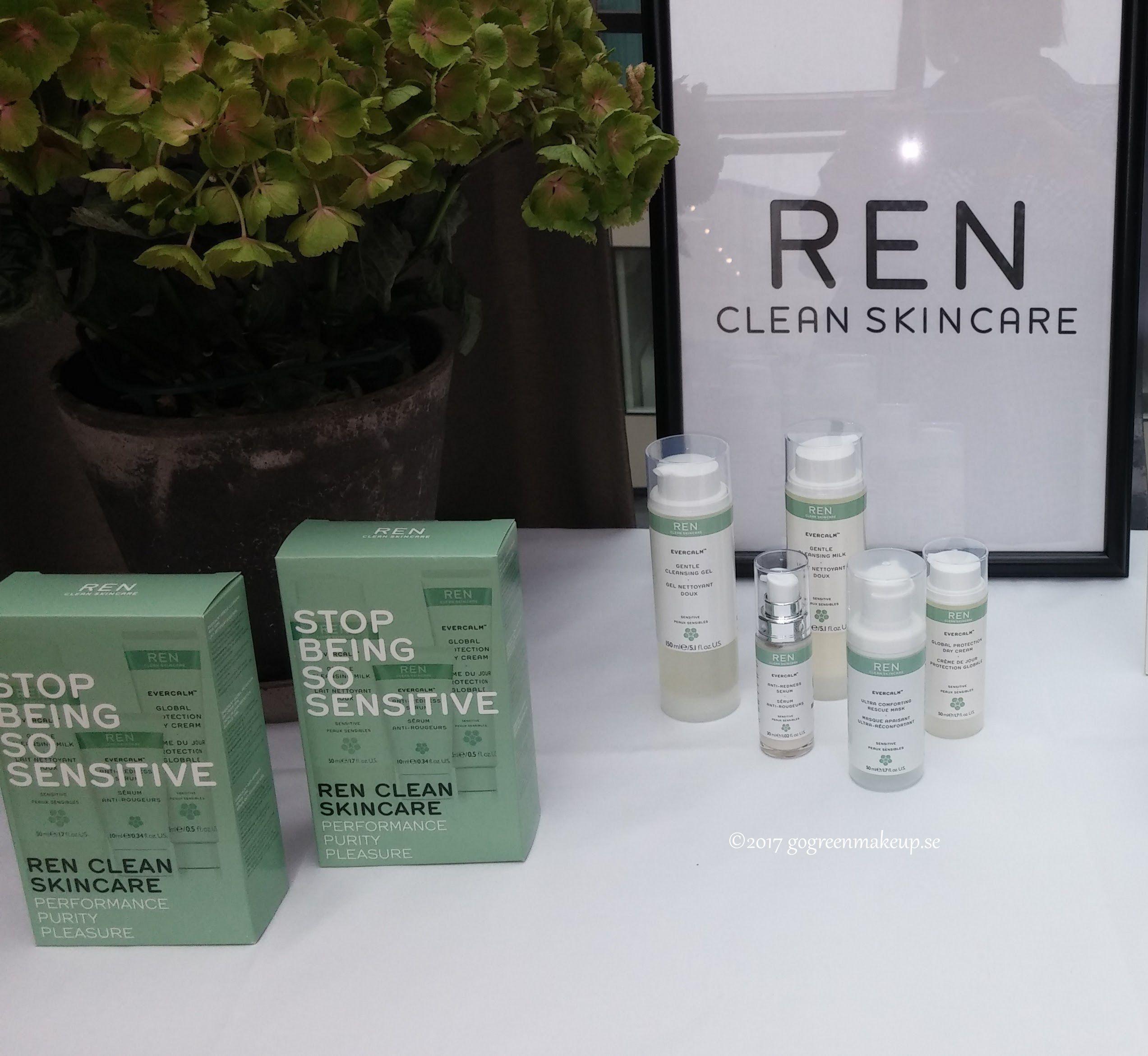 Nyhet hos REN Skincare
