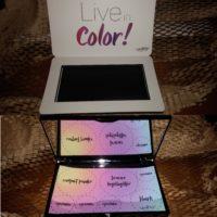 Tomma makeup paletter