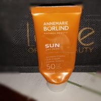 Sun Cream SPF 50 - Recension