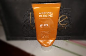 borlind sun cream spf 50