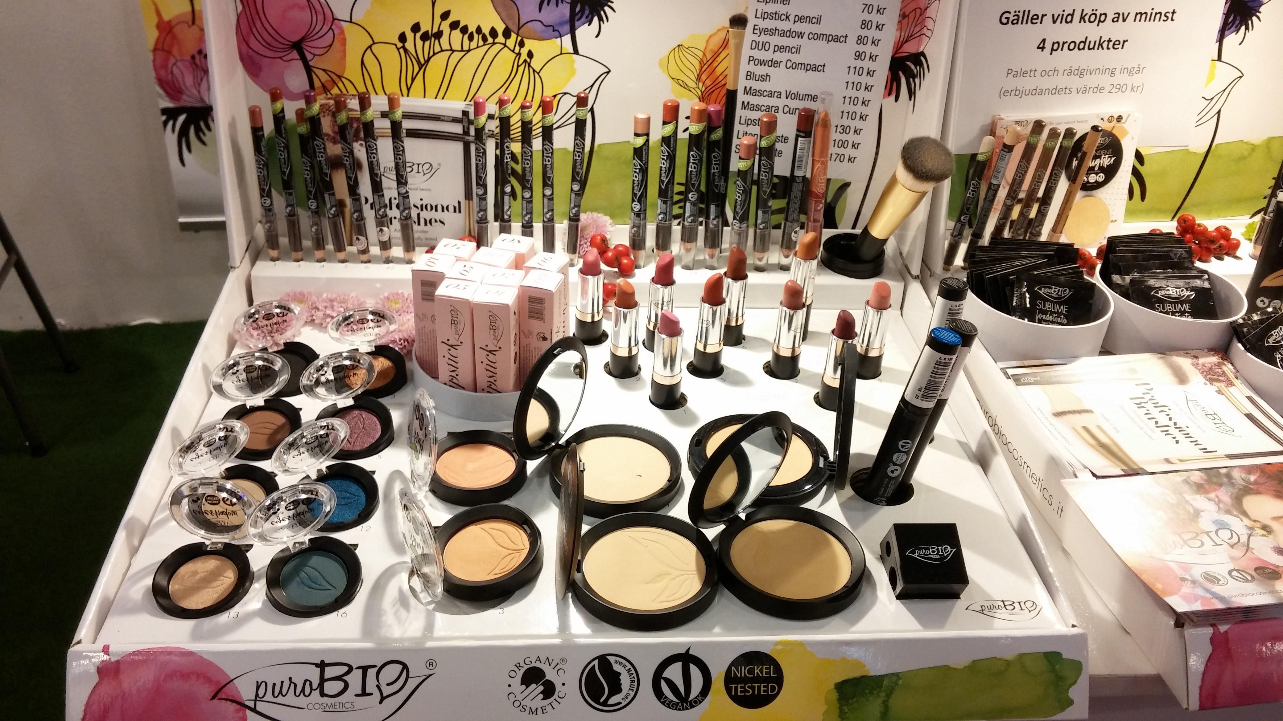 Hud och Kosmetik 2017 Naturligt Ekologiskt