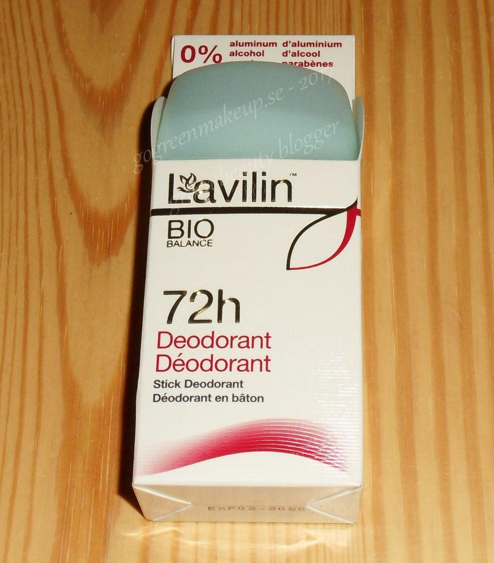 Lavilin Probiotisk Deodorant