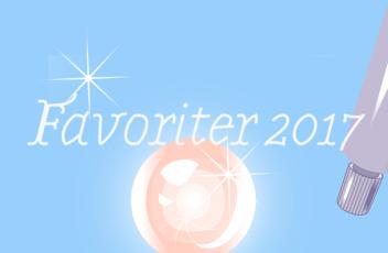 favoriter 2017