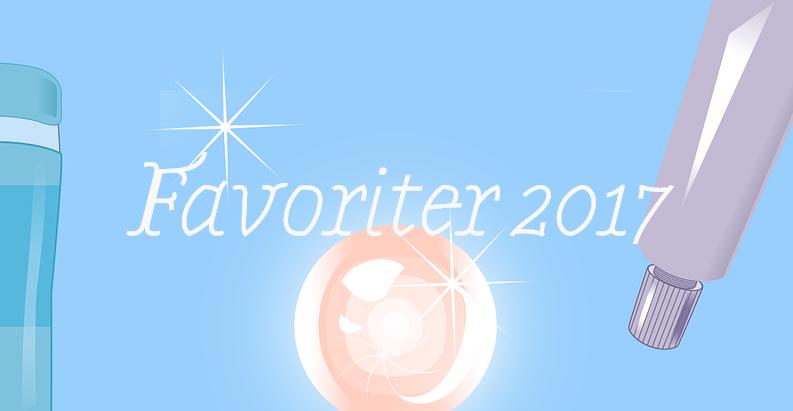 Mina Favoriter 2017