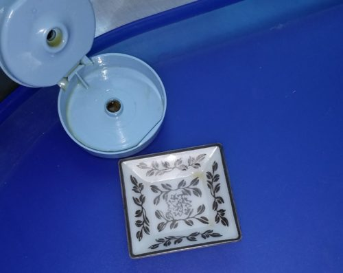 Unscented Organic Sugar Soap