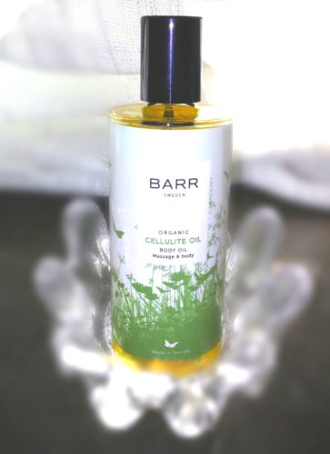cellulite oil barr sweden