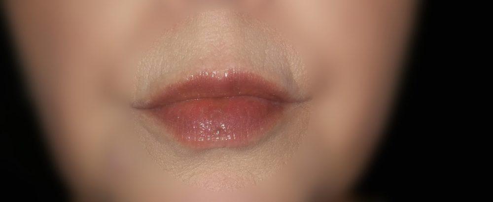 icy latte lip gloss