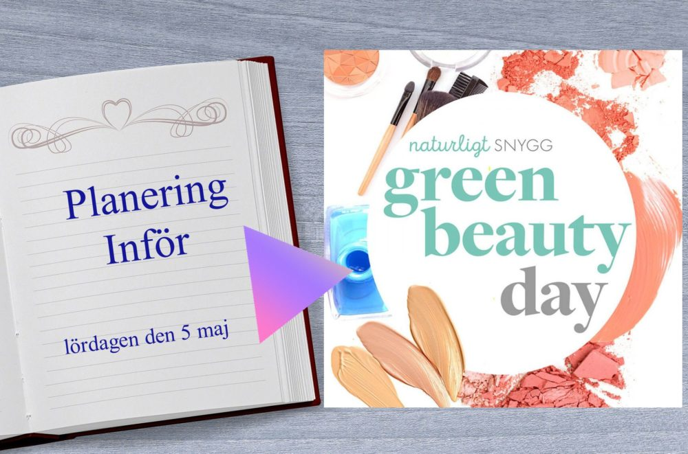 infor green beauty day den 5 maj