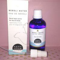 aqua oleum neroli water