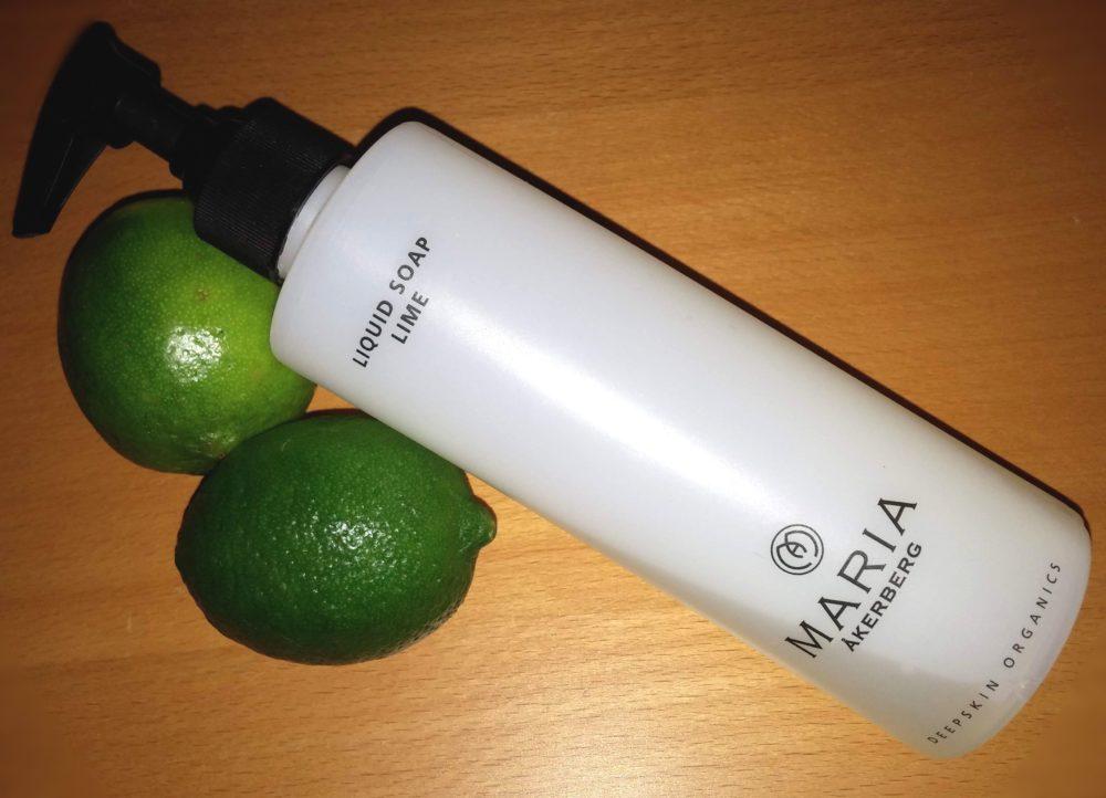 Liquid Hand Soap Lime