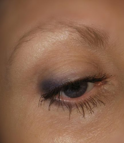 Dark Blue Midnight Blue Eye Shadow