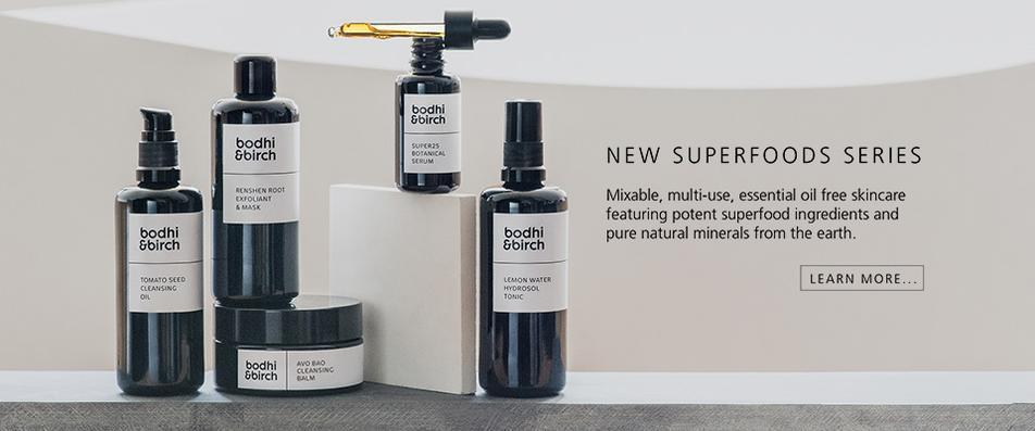 Bodhi and Birch Superfood Serie