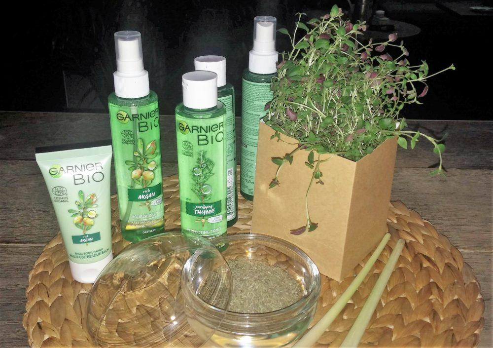 Garnier Bio ekologisk ansiktsvård