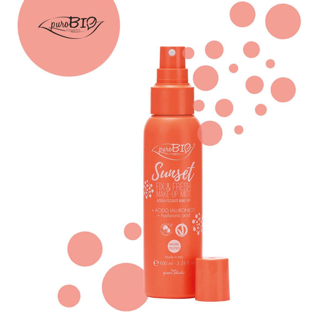 vårnyheter från puro bio cosmetics