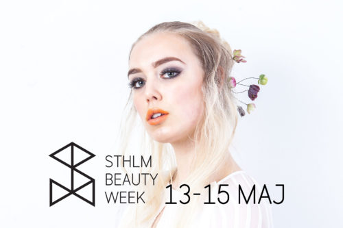 Sthlm Beauty Week 2019 i maj