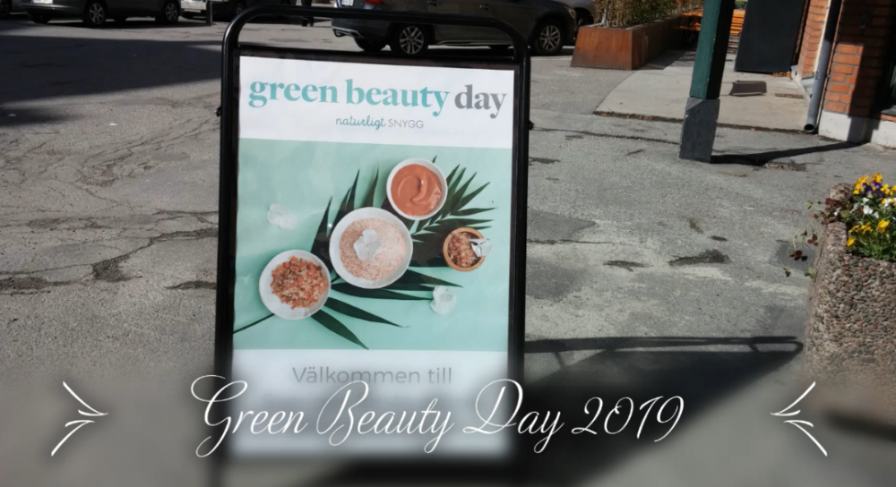 green beauty day 2019